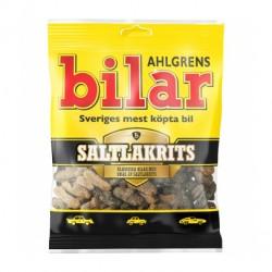 Ahlgrens Saltlakrits 100g
