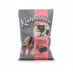 Kuhbonbon Erdbeer Lakritz-200g
