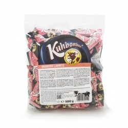 Kuhbonbon Erdbeer Lakritz...